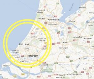 Werkgebied Woningontruimen.nl