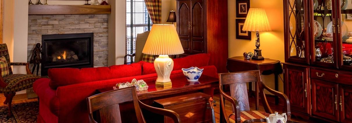 Luxe huiskamer: wanneer de inboedel te waardevol is voor marktplaats